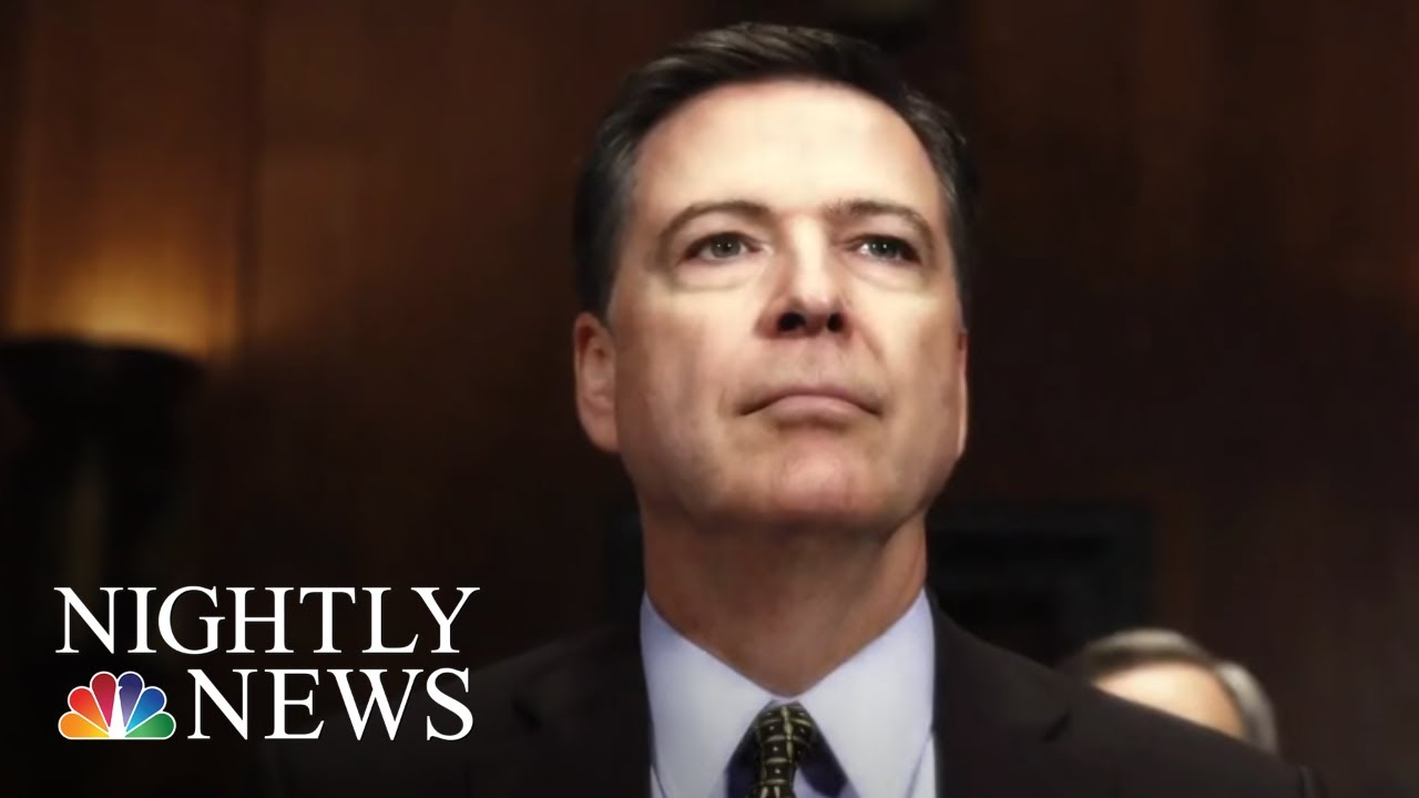 bombshell-ig-report-finds-james-comey-insubordinate-but-unbiased-nbc-nightly-news