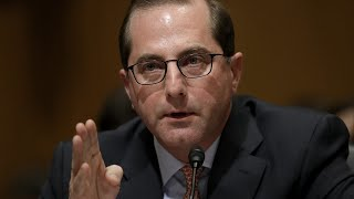Senate Confirms Alex Azar As Health And Human Services Secretary