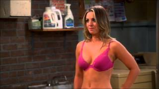 The Big Bang Theory - Penny & Sheldon doing laundry