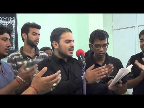 Best Noha Jab yaad Sakina ko Teri Ati hai Baba - Sarfaraz Hussain Khan