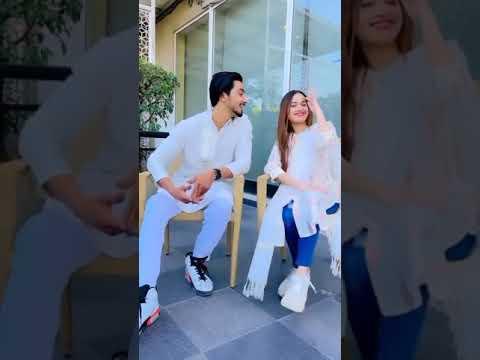 Mr faisu and jannat zubair dance On AJ sajeya ❤❤💞💞💖💖