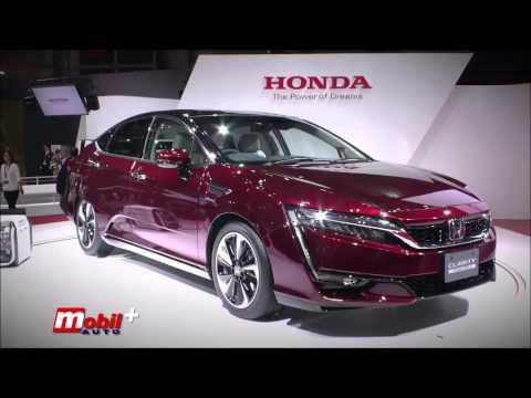 Mobil Auto TV - Tokyo Motor Show - Nissan, Honda, Mercedes-Benz