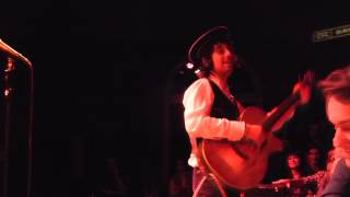 Adam Green unplugged -  Here I Am - live Ampere Munich 2014-02-06