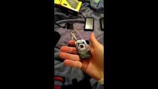 Sprint HTC EVO 3D Otterbox Defender belt clip repair