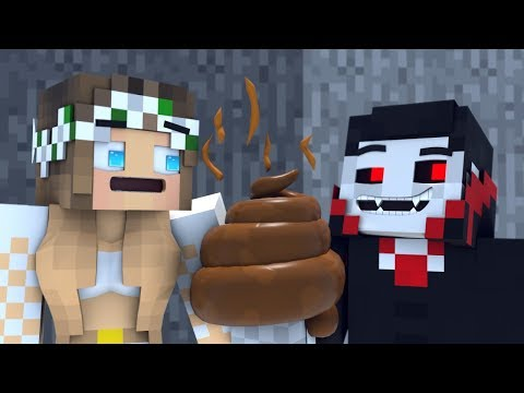 "The Minecraft Life of Alex & Steve ""Vampire"" | Minecraft Animation"