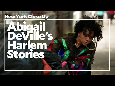 "Abigail DeVille's Harlem Stories | Art21 ""New York Close Up"""