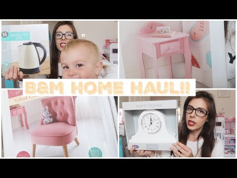 B&M HOME HAUL! VLOGUST DAY 10! | KERRY CONWAY