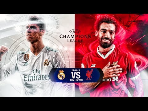 Real Madrid vs Liverpool en directo | Final UEFA Champions League 2017/18