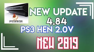 NEW HOW TO INSTALL AND ENABLE HEN PS3 JAILBREAK 2.0 v FOR 4.84 PS3 VERSION