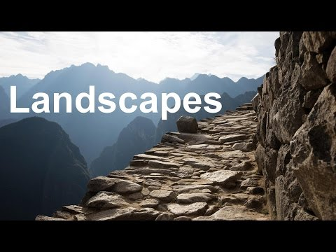 Reviewing Your LANDSCAPE Photography (TC Live)