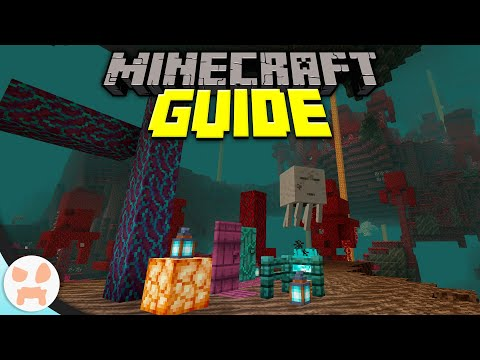 Exploring the Nether Update & Snapshot Tutorial! | Minecraft Guide Episode 34 (Minecraft Lets Play)