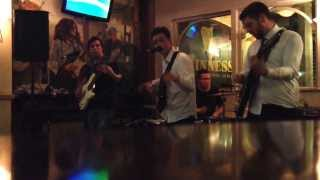 Arctic Monkeys- Scummy/When the sun goes down Cover by Favourite Worst Nightmare (Tribute Band)