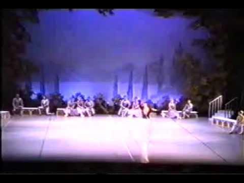 "Ballet -""Swan Lake""-Cairo Opera House."