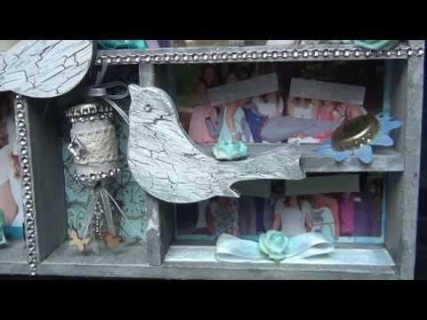 #LOVE BIRDS wedding configuration box