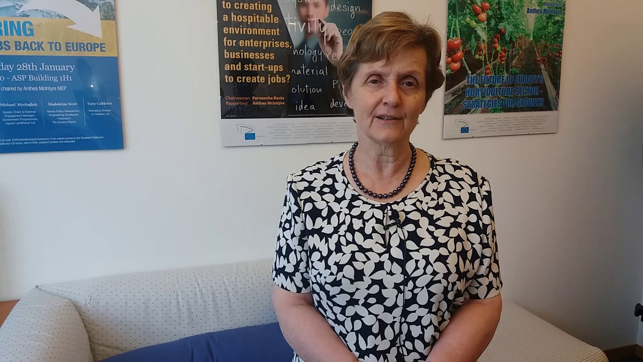 Anthea McIntyre MEP sends solidarity message to #FreeIran2018 convention