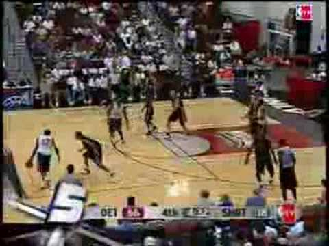 Top 10 Plays of the NBA Summer League