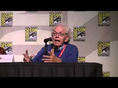 Stan Freberg at Comic Con 2012