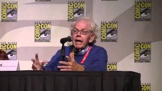 Stan Freberg at Comic Con 2012