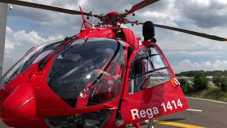 H145 - Was der neue Helikopter der Rega alles kann