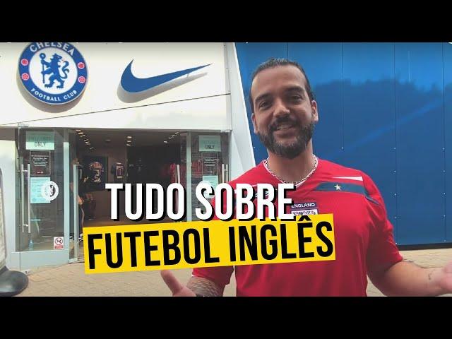 Futebol na Inglaterra ft. Felipe Kieling l Tickets, estádios e campeonatos