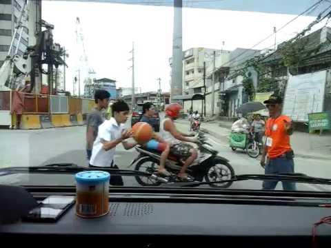Drive Quezon city to manila complete road part 4 Mar 2, 2016