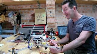 EEVblog #230 - ArduCopter ArduPilot Trou...