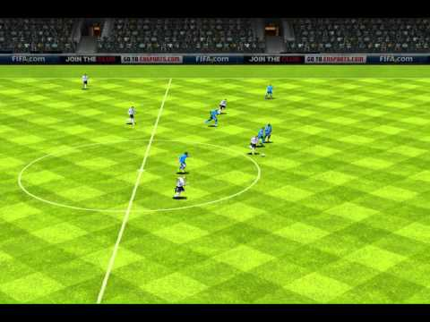 FIFA 13 iPhone/iPad - Derby County vs. Leeds United