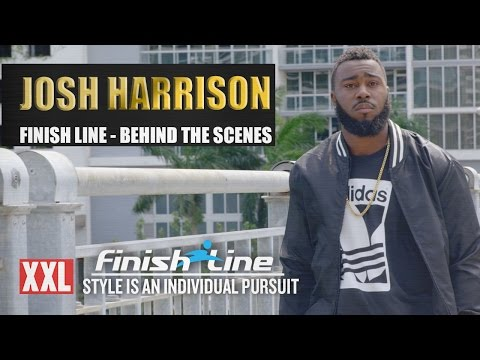 Finish Line - Behind the Scenes With Josh Harrison