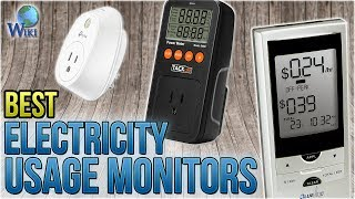 10 Best Electricity Usage Monitors 2018