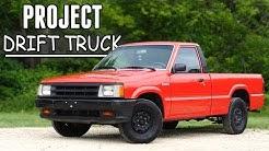 Introducing Project: DRIFT TRUCK!