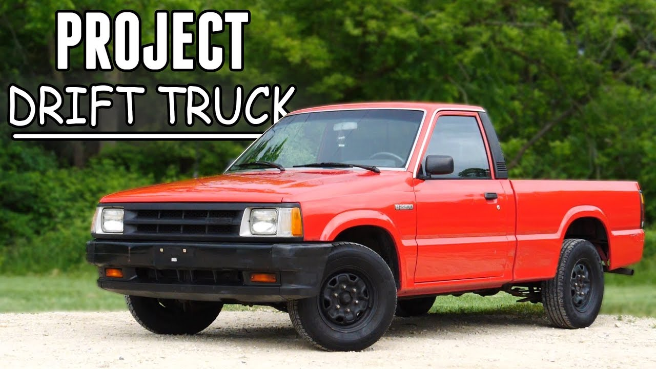 hight resolution of introducing project drift truck