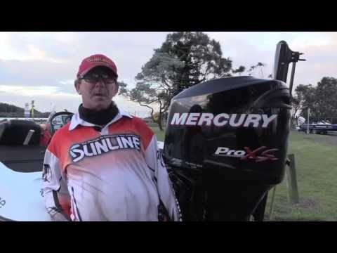 Mercury Moments - Wayne Robinson 175 Pro XS