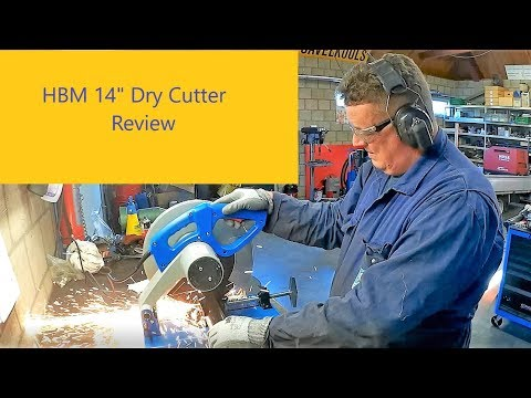 "HBM 14"" Dry Cutter Review!"