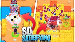 The Most Satisfying Video Ever in Brawl Stars<