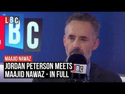 Jordan Peterson Meets Maajid Nawaz: The Full Interview