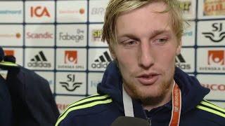 Forsberg om Olsen: