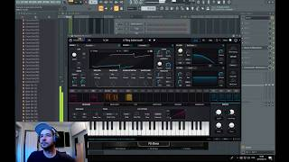 Creating a Tech Trance Track in FL Studio featuring Pigments - Livestream!