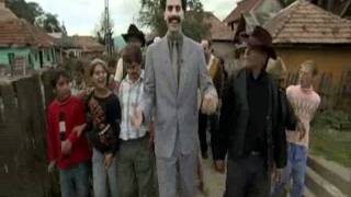 Borat: My Name is A Borat, I like you, I like sex. Is nice