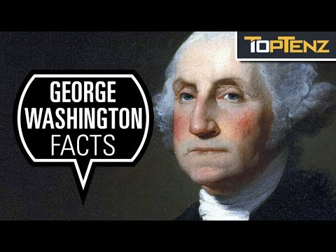 Top 10 Lesser Known Facts About George Washington