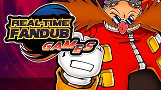 Sonic Adventure 2 (Dark Story + Final Story) | Real-Time Fandub Games