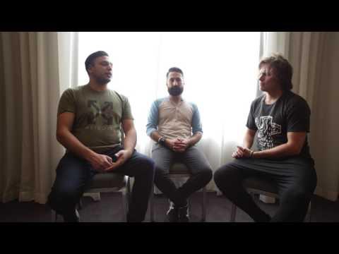 PERIPHERY Interview 2017 | HEAVY TV Interviews