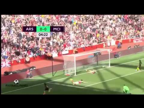 Download Arsenal vs Manchester CITY 2-2 All Goals and highlights 02/04/17