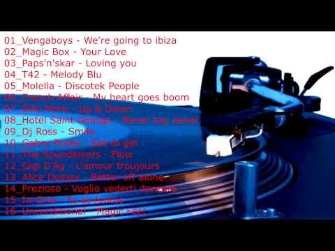 Dance commerciale Vol. 01 anni 2000 (dance music 2000s)