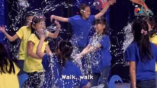 喜樂河流 River of Joy 敬拜MV - 兒童敬拜讚美專輯(8) 一閃一閃亮晶晶