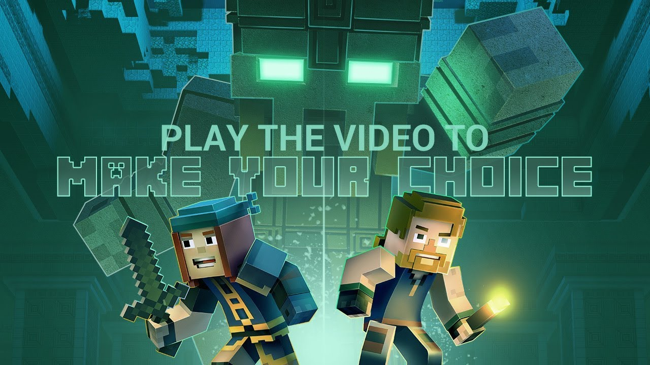 Can i run it minecraft story mode season 2 be on switch