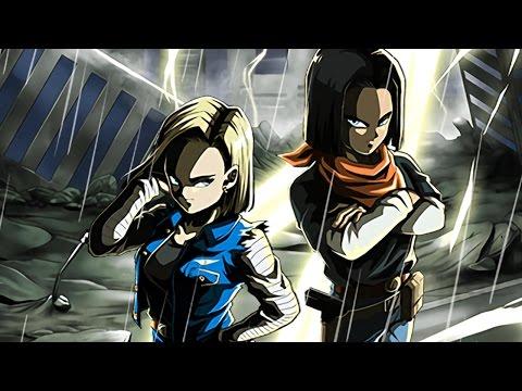 LIMITLESS ENERGY! FULL ANDROID TEAM! Dragon Ball Z Dokkan Battle!
