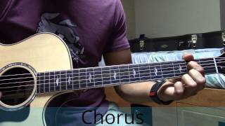 Angel- Sarah McLachlan. Boyce Avenue Guitar Lesson