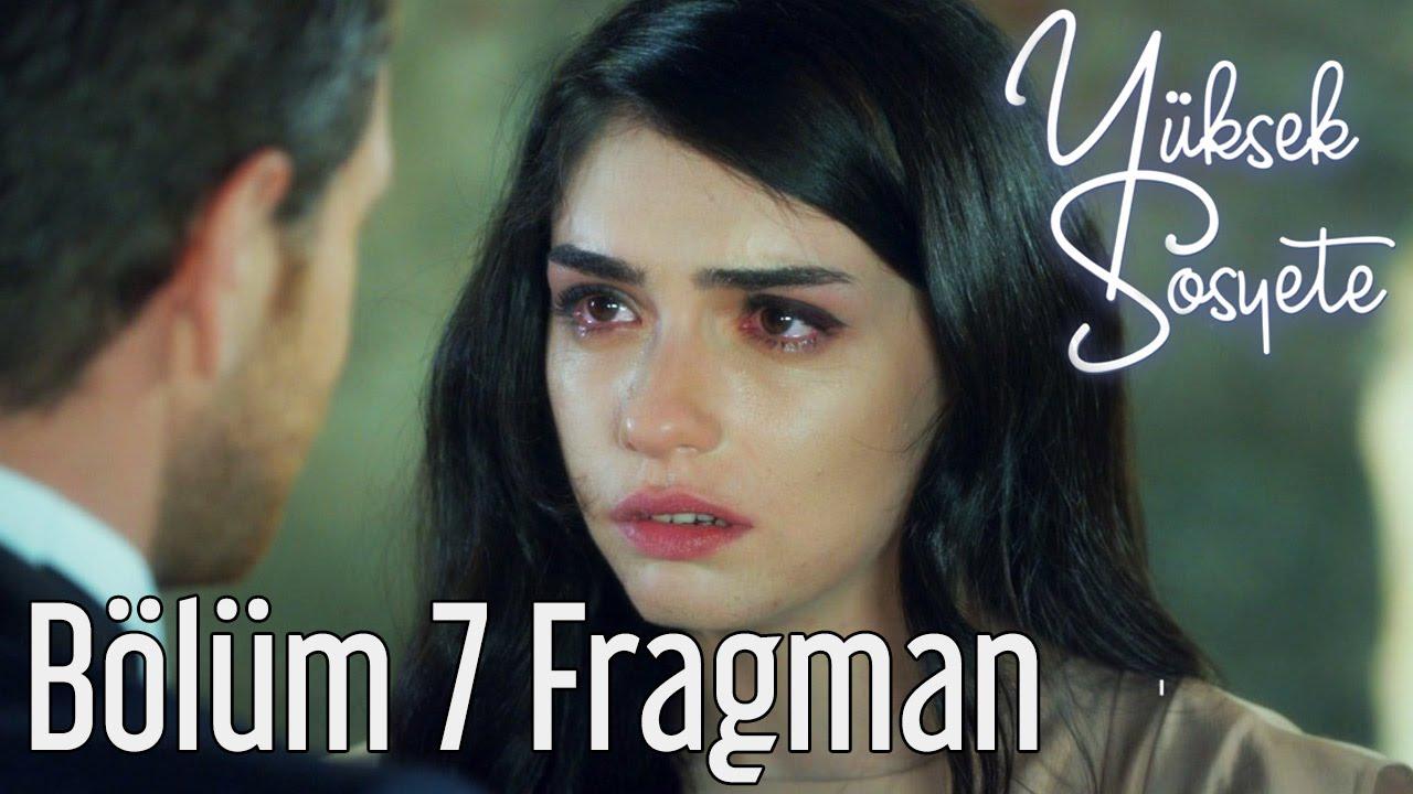 Yüksek Sosyete 7. Bölüm Fragman
