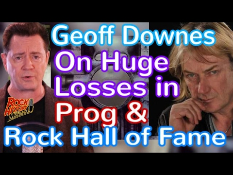 Geoff Downes On Losing Prog Friends & Rock and Roll Hall Of Fame