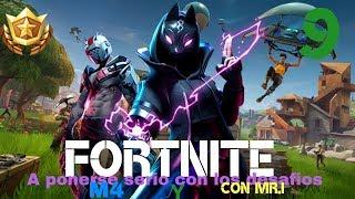 ¡¡¡DIRECTO DE FORTNITE!!! parte 2